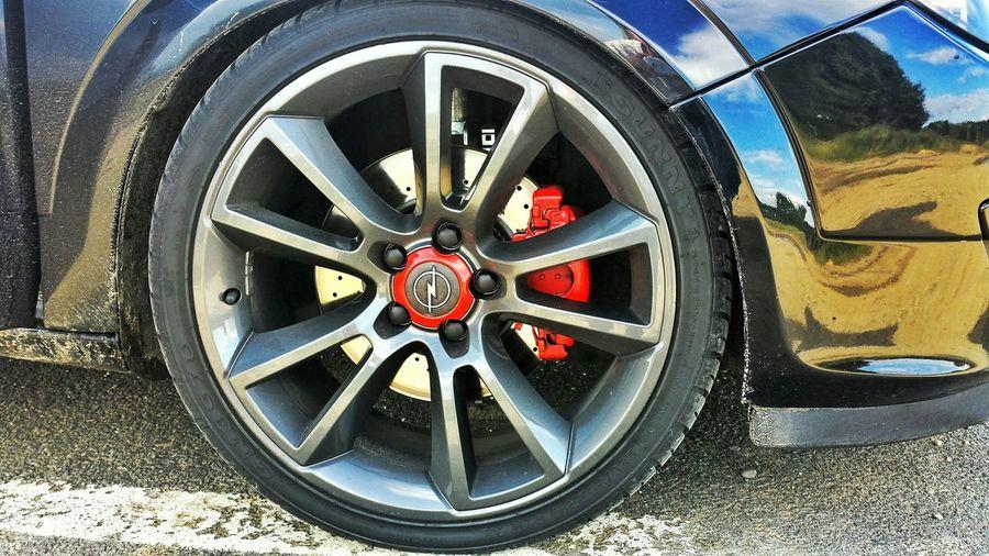 Opel Astra GTC Wheels