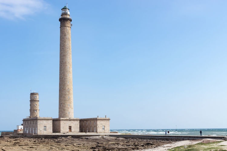 Architecture Barfleur Day France Lighthouse No People Normandie Normandy Outdoors Sky