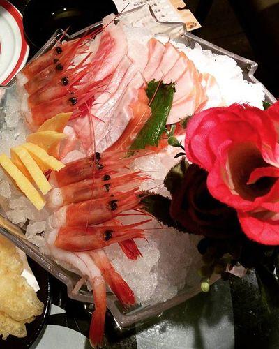 日式放題🍣🍤🍻🍨 Salmon Eggs Shrimp しそ Dinner からの 世界の山ちゃん カルピスミルク だしまき 3軒目 から 外でゴロゴロ 気持ちいい んで警備員に注意されましたw