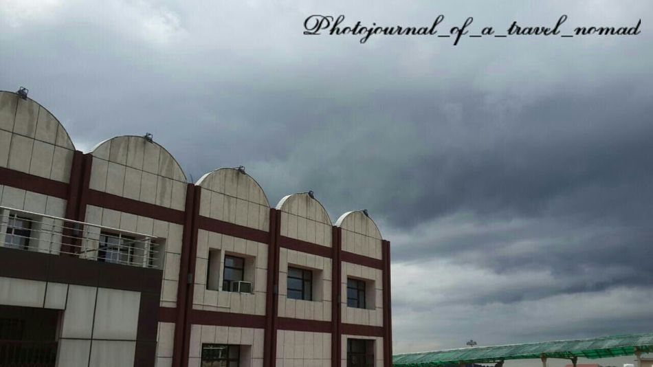 The angry sky ... Skystalkers_elite Sky And Clouds Exclusive Shot IndiaTravelDiaries Shutterbug_travels Digitalnomad Eyeem Best Shots - Clouds And Rain EyeEmBestPics EyeEm Gallery Photojournal_of_a_travel_nomad Citytripme