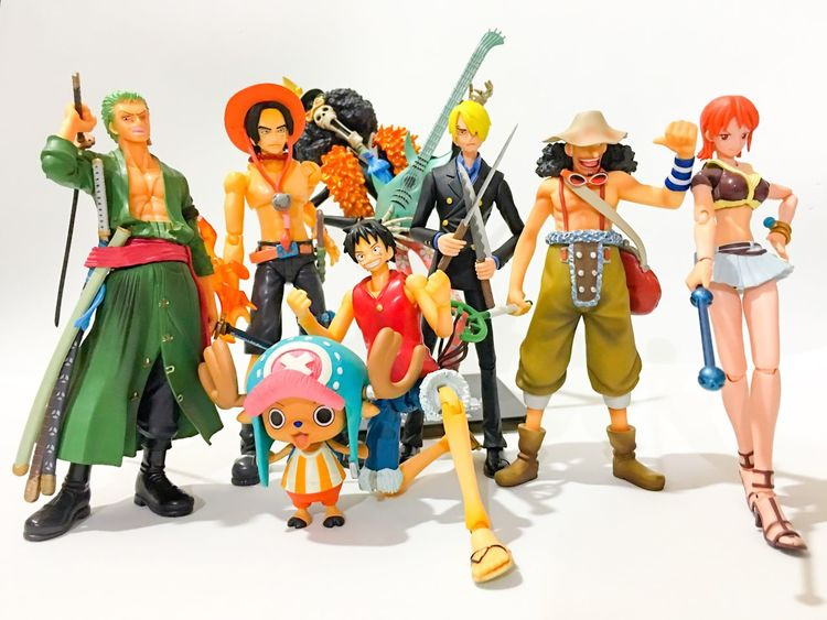 One piece collection Actionfigurecollections Actionfigurephotography Actionfigure Otaku Toy OnePiece