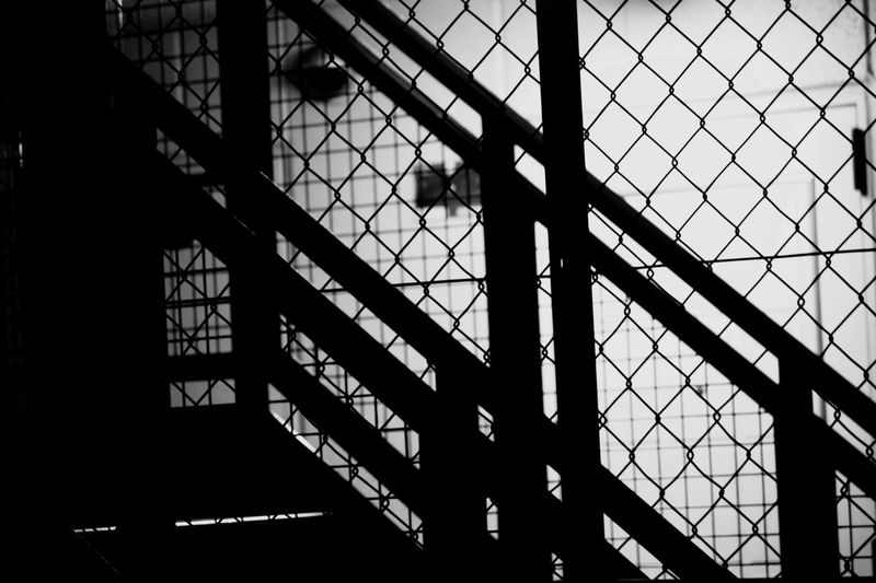 Fence Darkness And Light Dark Daily Life Dark Photography Darkness Darkside Light And Shadow Livelife Live