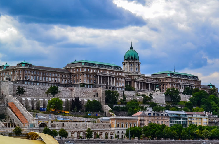 14-06-2014, Hungarian National Gallery, located in Buda Castle in Budapest, Hungary Architectural Feature Architecture Artefact Artefacts Artefactscollection Building Exterior Built Structure Capital Cities  Culture Famous Place Hungarian Art Hungarian National Gallery National Gallery  National Gallery Of Art Tourism Travel Destinations Works Of Art
