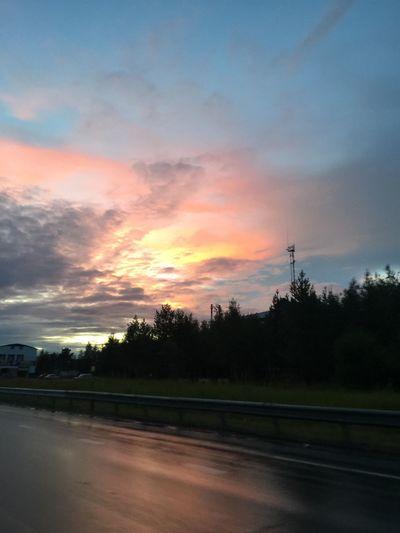 Небо , Nature Clouds Surgut  Сургут