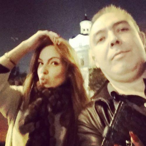 У дочки -губы/утки,у меня - второй подбородок )) но мы-счастливы)))