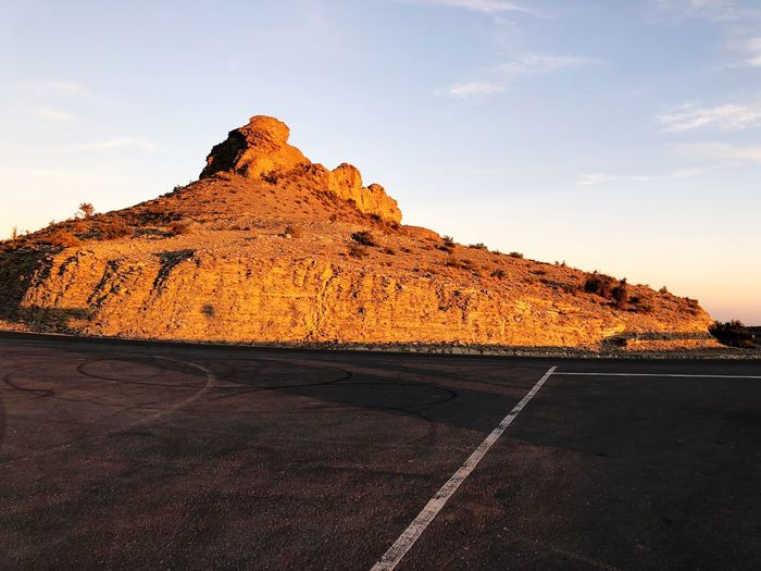 Oman Scenery Beautiful Mountain Beautiful Sunset Golden Hour Sunset Oman Mountain Road Landscape Road Rock Formation Tranquil Scene Rock - Object Outdoors Nature Tranquility No People Sky Scenics Physical Geography Day Beauty In Nature Mountain Transportation
