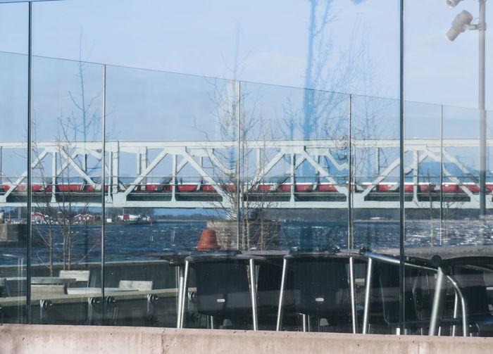 City Water Sky Architecture Bridge - Man Made Structure Railway Bridge Footbridge My Best Photo