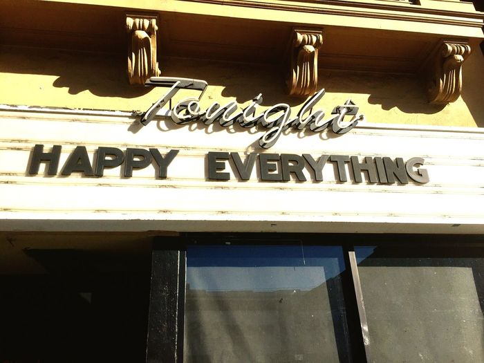 Tonight happy everything San Francisco Mission District Old Movie Theaters