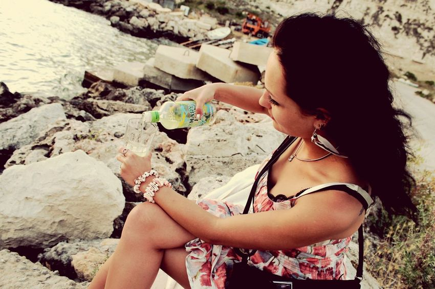 Beauty Indoors  Blacksea Trawler Bulgaria Bulgarie Young Women Lifestyles Twentythree Longhair