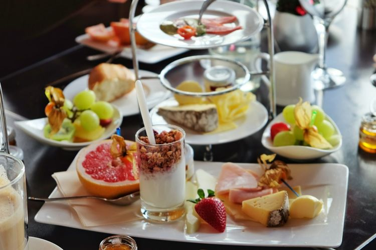 Fruit Food And Drink Dessert Freshness Indoors  Food Ready-to-eat No People Plate Healthy Eating Sweet Food Day