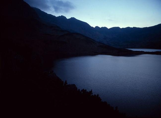 Dark Darkness Dawn Dolina Pięciu Stawów Lake Lake In Mountains Lake View Mountain Mountain Lake Mountain Peak Mountains Mysterious Mystery National Park Night Nightfall Poland Tatry Tatry Mountains Tatrymountains