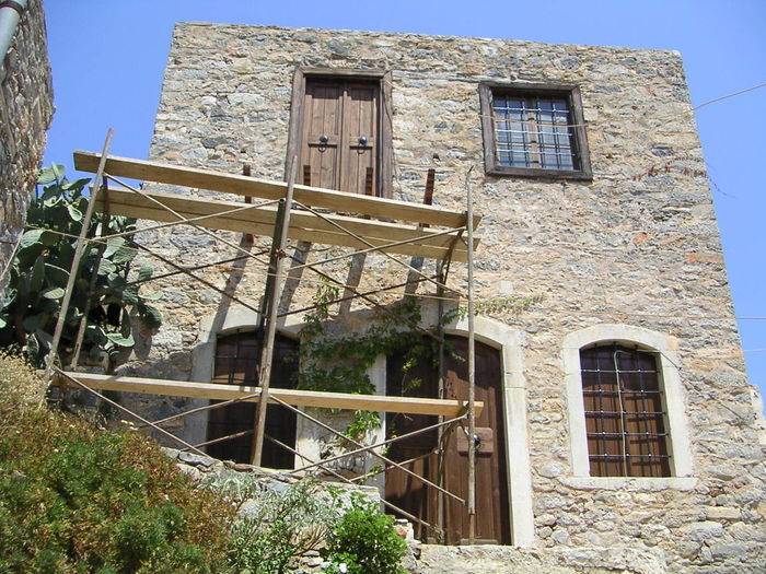 Fortress Of Spinalonga Greece Isolation Leper Colony Memorable Moment