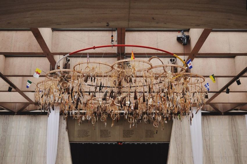 EyeEm Selects Hanging Indoors  Coathanger No People Wood - Material Large Group Of Objects Built Structure Day Close-up