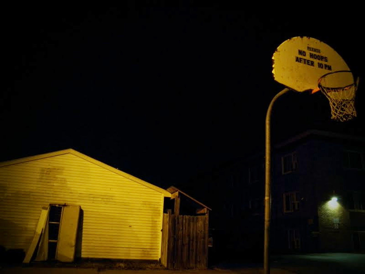 night, illuminated, outdoors, no people, building exterior, yellow, street light, architecture, built structure, sky, neon