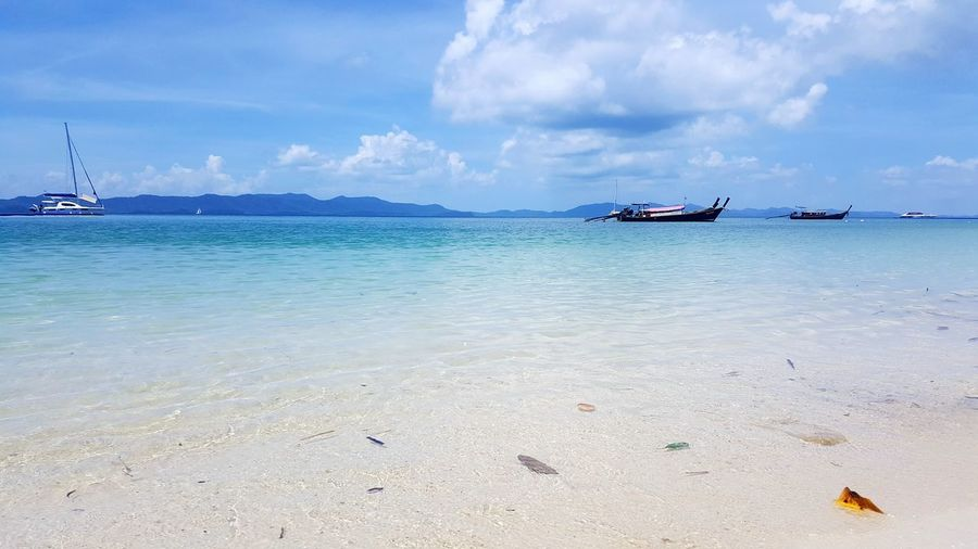 Thailand Phuket Holiday POV Fun Hi! That's Me Would Hello World Sound Of Life Happy Filling Natural Sky Beach