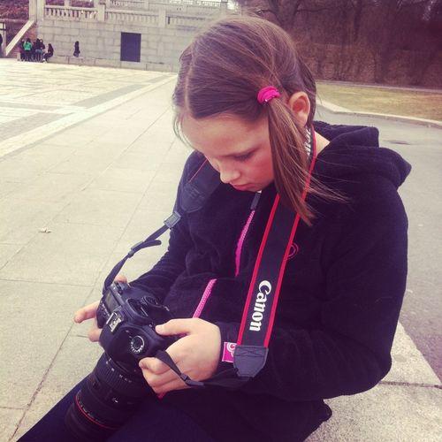 ❤My Beautiful Photographer!