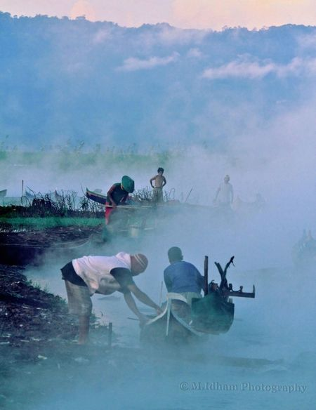Rush Hour In The Morning Indonesia_allshots EyeEm Best Shots