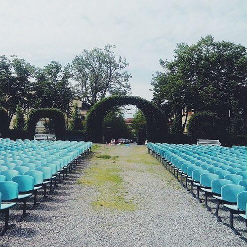 Take a (blue) seat ➼ Timisoara