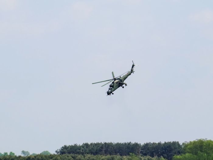 Mil Mi-24 Hind Helicopter Mi-24 Hind Military Army
