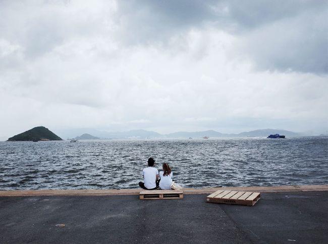 Habour Hk Hong Kong HongKong Ocean Relaxation Ricoh Ricoh Gr Ricohgr Sea 香港