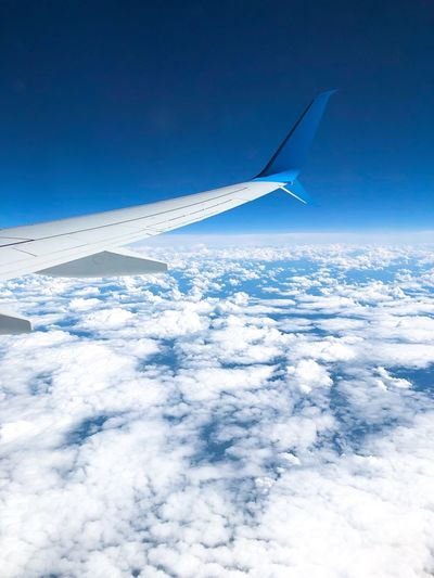 Clouds Blue Sky