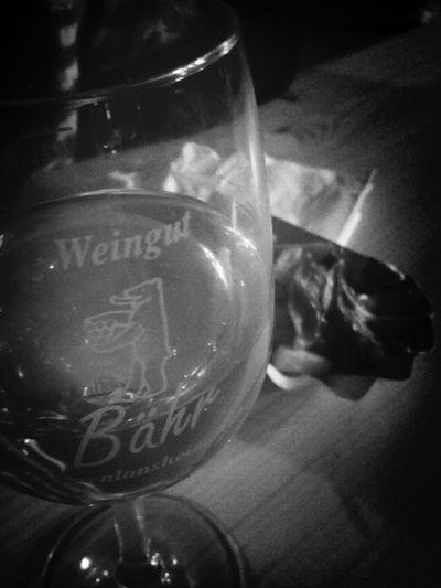 Pommes und Wein