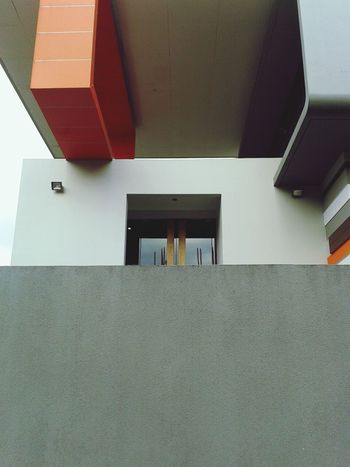 Over the wall Architecture Design Office Composition