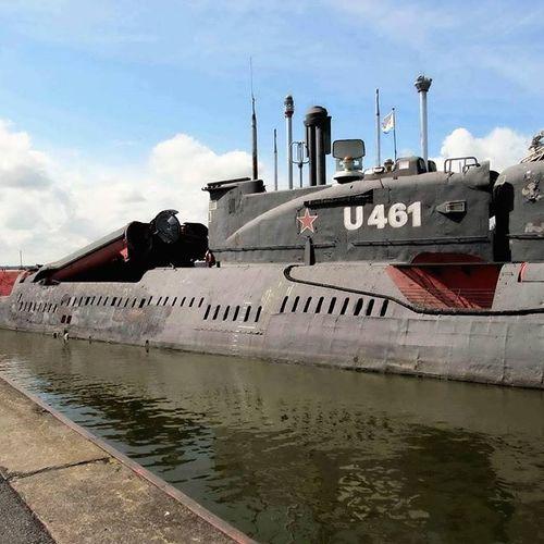 Boot Uboot Fotografiert in Peenemünde Diewocheaufinstagram Herrlich Photooftheday Wasser Himmel Wolken