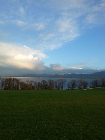 Wunderschön dieser Platz am Chiemsee! Relaxing That's Me Nature People Watching