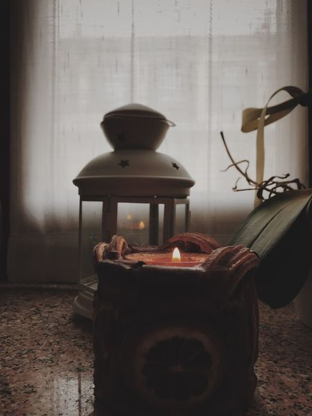 Lieblingsteil Home Indoors  No People Oil Lamp Day Diya - Oil Lamp Interior Design Design Autumn Mood