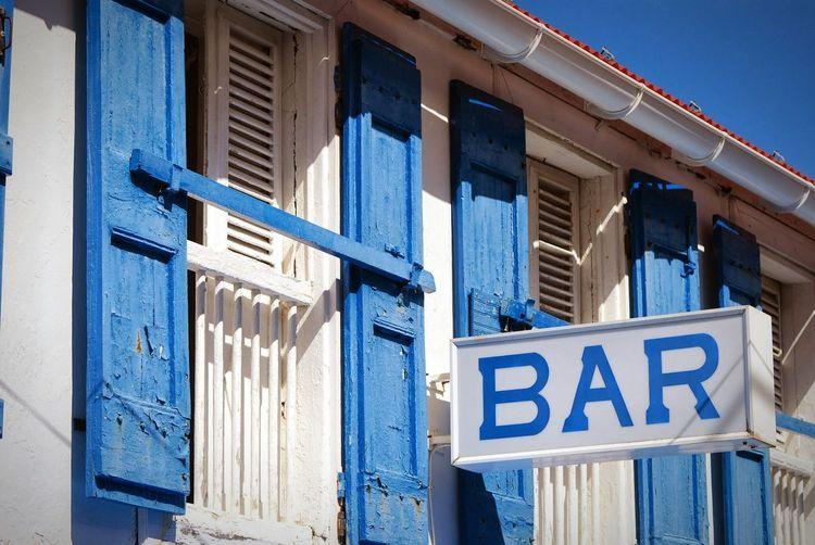 Gwada  LesSaintes Guadeloupe Blue Blue Sky Holidays Streetphotography Bar Sun Holiday