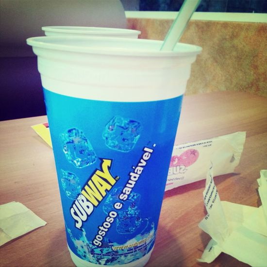 Subway Delicious Nham *O*