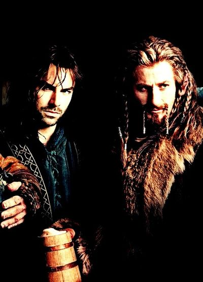 The lords of my heart Fili Kili The Hobbit