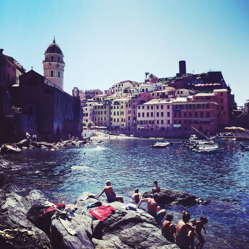 Cinqueterre Cinque Terre Relaxing Summer Views Summer Italy Italy❤️ Enjoying Life Swimming Vernazza