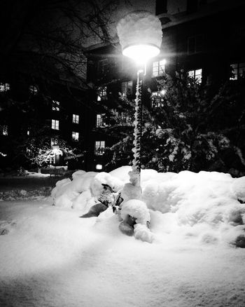Lampost with a snowhat Snow Outdoors Steeet Photography Stockholm.se Ig_captures Snowflakes Winter Wonderland EyeEm Gallery Street Photography Vasastan Town View Nature On Your Doorstep Cold Temperature White Lamp Post Lampostshot Backyardphotography Windows Houses The Weak On EyeEm