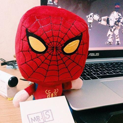 Tqtqtqtqtqtqtqtq! @nurzaheera knows my favorite superhero.. Thank you soo much for this gift, omnomnomnom! ??? Zaafit Iniakupunya Zaayangbagi Overthemoonandback vscocam