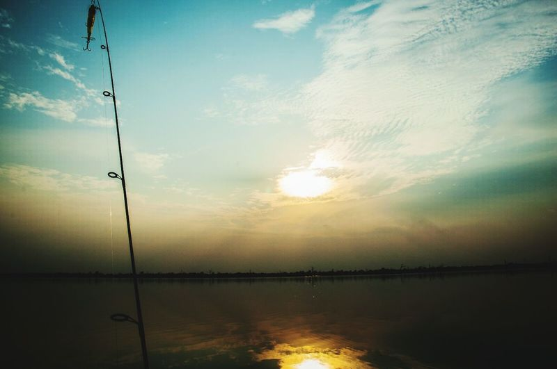 Fishing Beautiful Sunset Sunset_collection Clouds And Sky Landascape IscasDePeixe Fisherman Relaxing Reflection