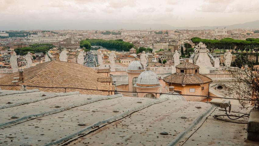 Rome Vatikan Architecture Building Exterior Built Structure Cityscape Day Nature No People Outdoors Sky
