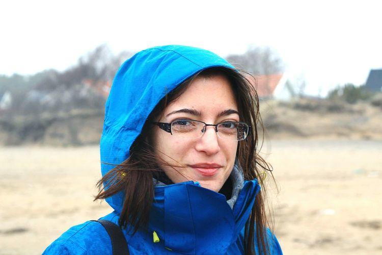 Windblown... Portrait Color Portrait Friend Windy Day