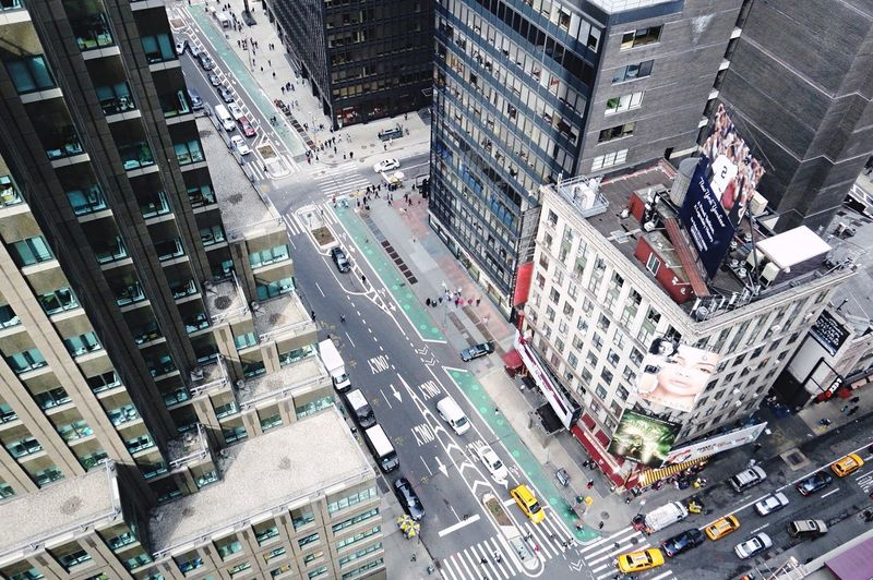 The Architect - 2016 EyeEm Awards Vu from the Hostel New York Near to Time Square, New York Architecture Taking Photos Check This Out Exploring Outdoors Enjoying Life Hello World Streetphotography Street