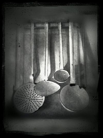 Kitchen Stillife Iron Beauty Of Decay Sony Xperia PixlrExpress NEM Black&white