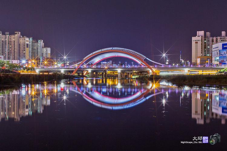 Canon Korea 6D Nightscape 50mm Like Daegu Photography Photo Canon6d First Eyeem Photo