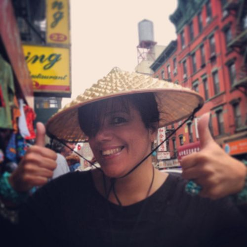 China Town NYC LIFE ♥ Feeling Silly Havinh Fun.