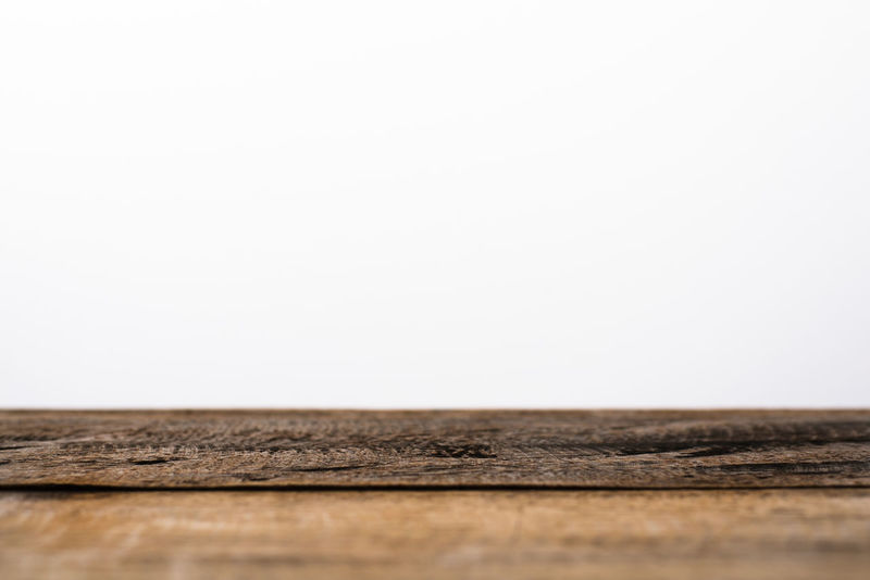 empty wooden table top isolated on white background, used for display or montage your products Advertising Branding Business Advertisement Backdrop Commercial Concept Copy Space Display Empty Hardwood Floor Mock Up Montage Object Presentation Product Space Table Template Wood - Material