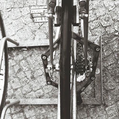 Bike Lock Wheel Bicycle Gearing