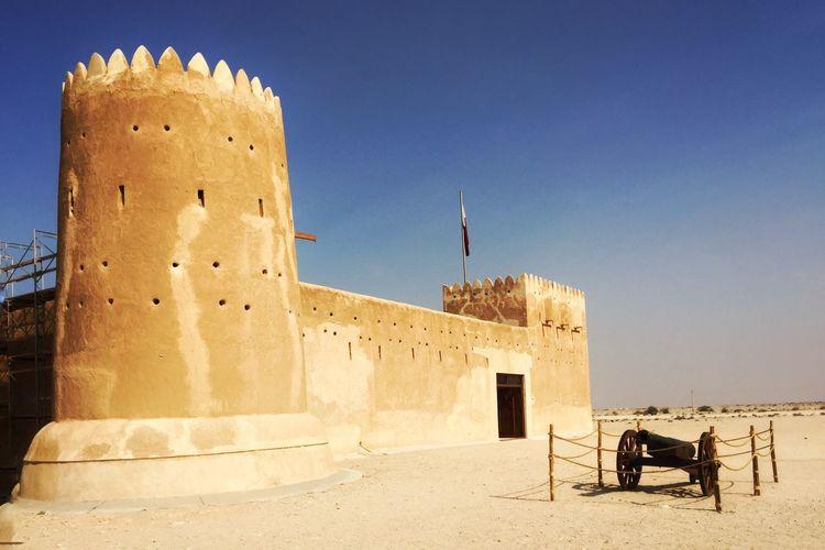 Pearls Hunters Historic History Travel Qatar Fort Al Zubarah Archeology