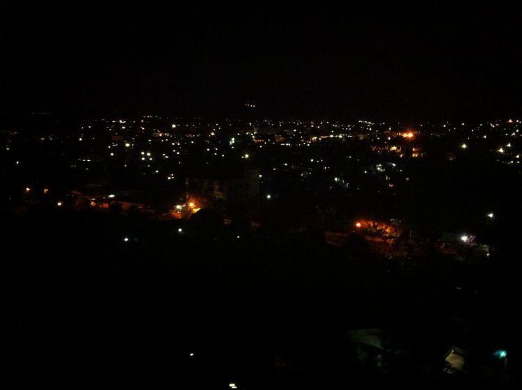 Town Night Lamp Light