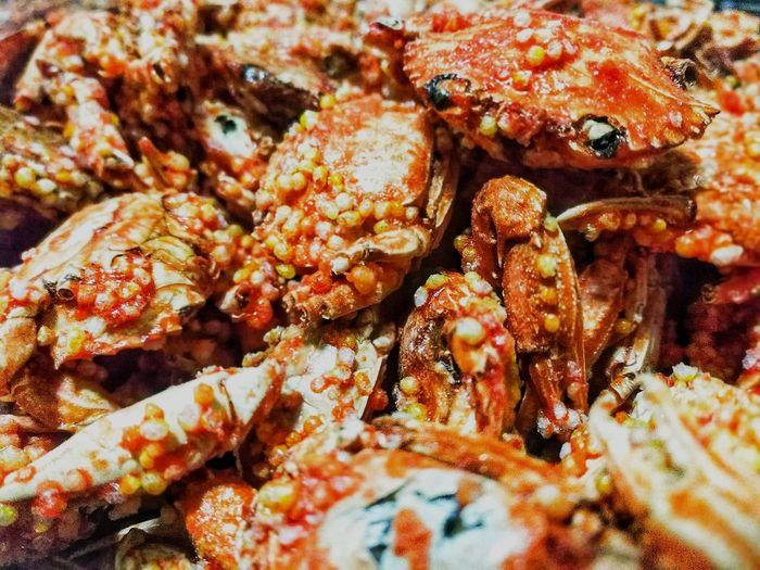 Crab, Foods