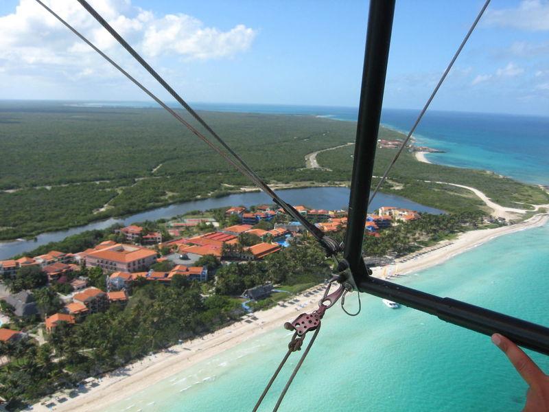 Aerial View Cayo Coco Cayo Coco Cuba Cuba Glider Gliding Horizon Over Water Landscape Nature No People Ocean Scenics Sea Sky Water