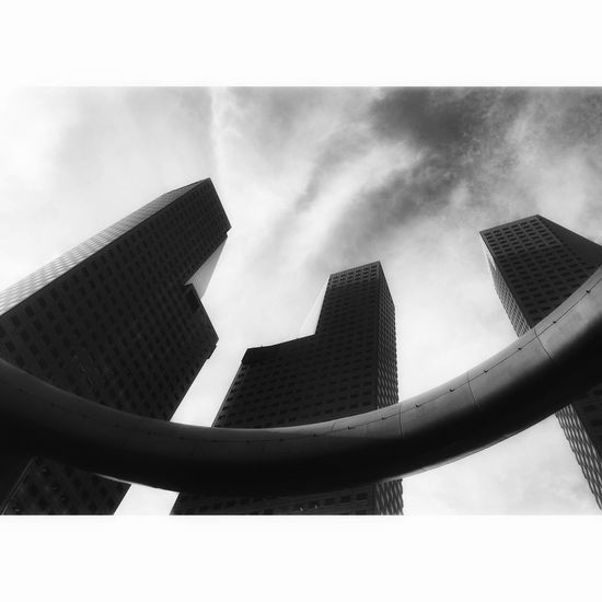 Beauty is above you Blackandwhite Blackandwhite Photography Black And White Bnw_collection Architecture Singapore